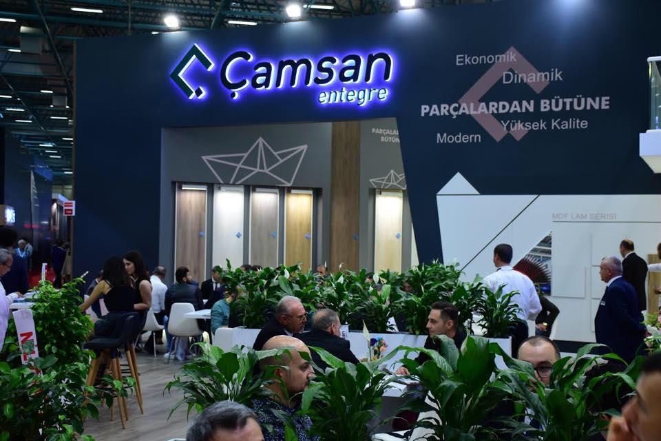 Nhà sản xuất  Camsan Entegre tại Thổ Nhĩ Kỳ