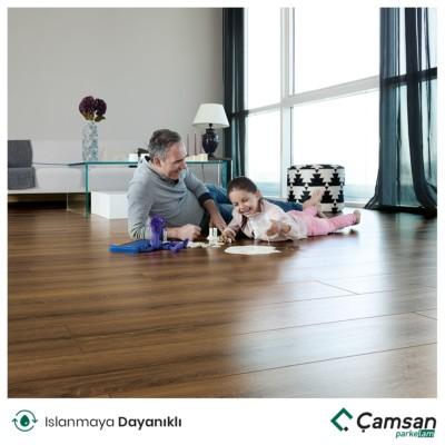Sàn gỗ Camsan là lựa chọn an toàn cho sức khỏe