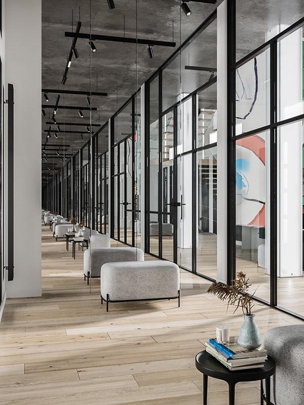Mỗi không gian cần một loại sàn gỗ công nghiệp khác nhau