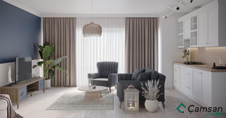 Sàn gỗ và nội thất