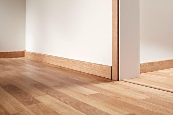 Phào được làm từ chất liệu gỗ ép công nghiệp