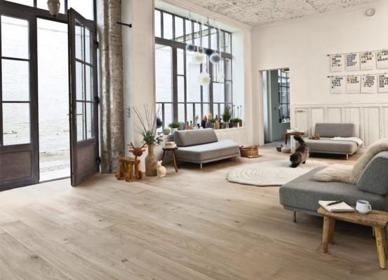 màu sắc sàn gỗ theo phong cách nội thất, diện tích và chức năng phòng