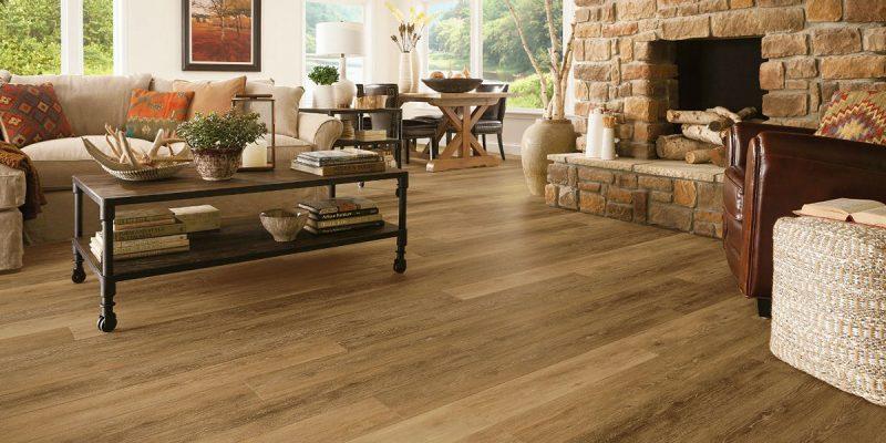 Chọn sàn gỗ cho chủ nhà mệnh Thổ